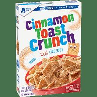 Cinnamon Toast Crunch Cereal 12 oz