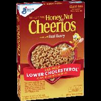Cheerios Honey Nut Whole Grain Oat Cereal 10.8 oz